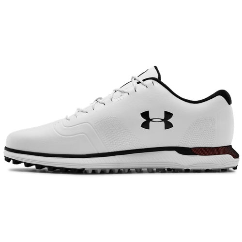 Under Armour HOVR Fade SL Golf Shoes - White