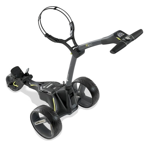 Motocaddy M3 Pro Electric Trolley 2020 - 18 Hole/Lithium Battery
