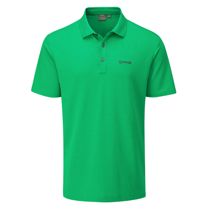 Ping Men's Radial Polo - Grasshopper Green