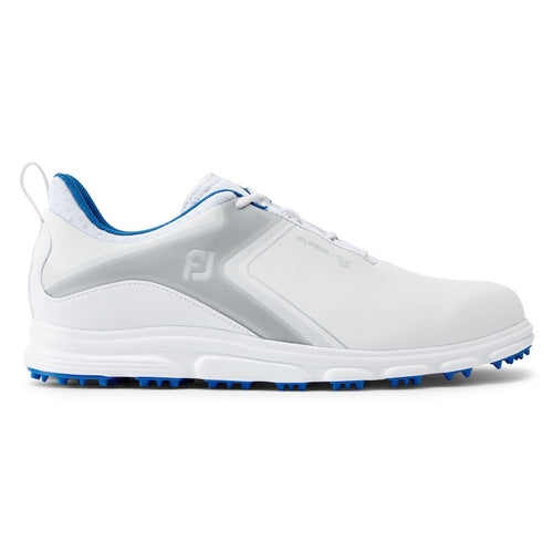 Footjoy Superlites XP 58060 Golf Shoes - White/Grey