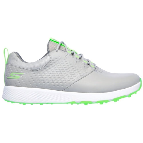 Skechers Go Golf Elite V4 Golf Shoes - Grey/Lime