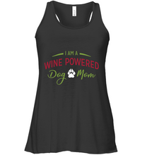 Load image into Gallery viewer, I am a Wine Powered Dog Mom