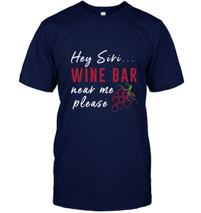 Hey Siri...Wine Bar Near Me Please