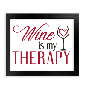 Wine is my Therapy