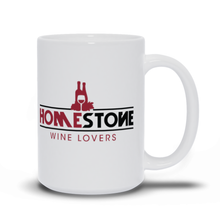 Load image into Gallery viewer, HomeStone Wine Lovers - Classic White Mug
