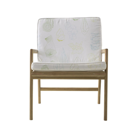 Chair String in mineral print