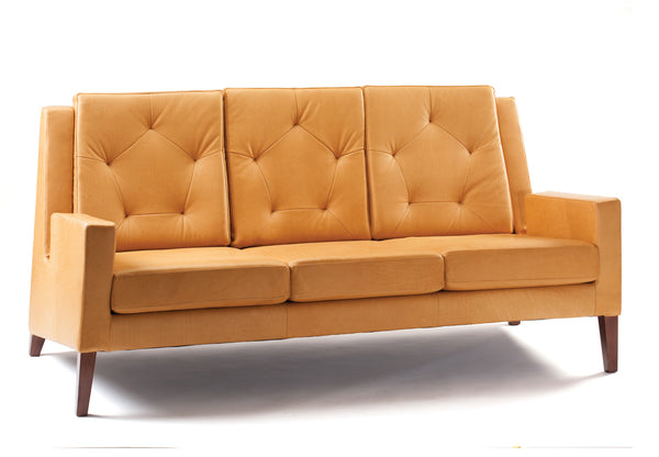 Leather sofa Geo