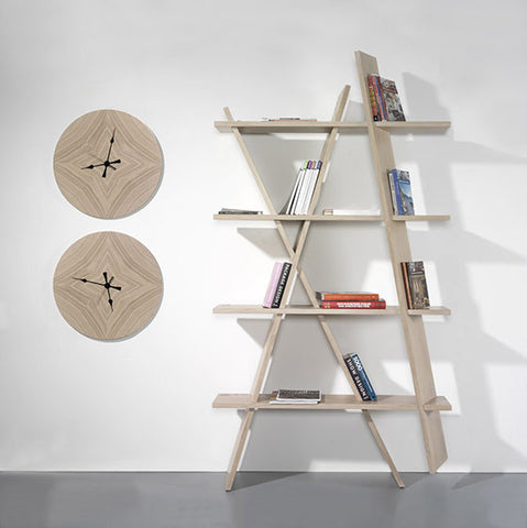 Bookshelf XI in oak