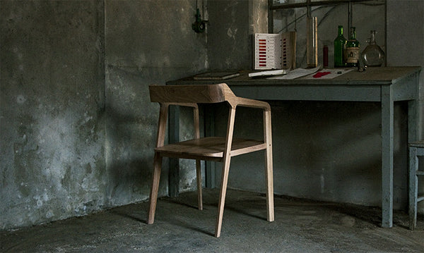 Dining Chair Kundera in Oak