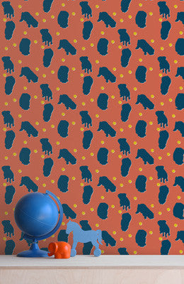Wallpaper Spotty Dogs