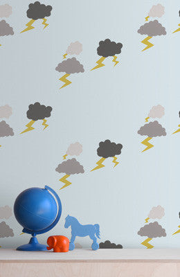Wallpaper Thunderclouds