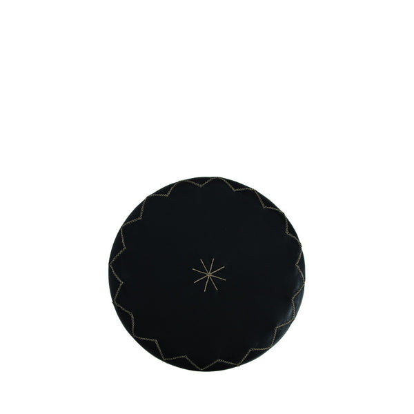 Pouffe New Casablanca L Cervo Black