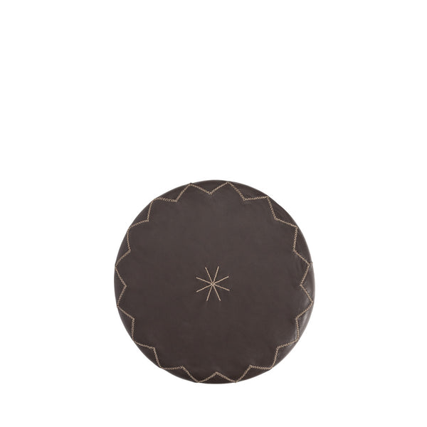 Pouffe New Casablanca L Cervo Brown