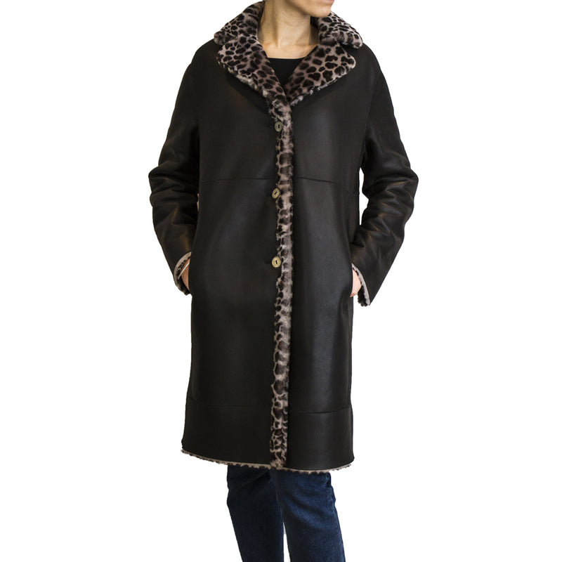 Reversible Coat St Leo
