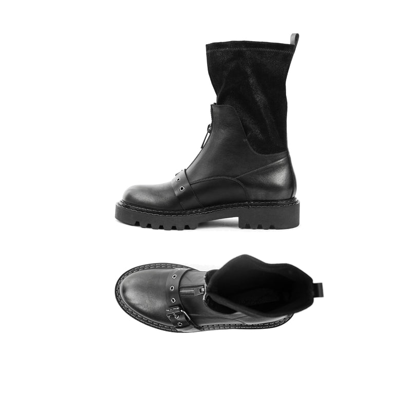 Boot Stretch Stellare Metal Sport Nero