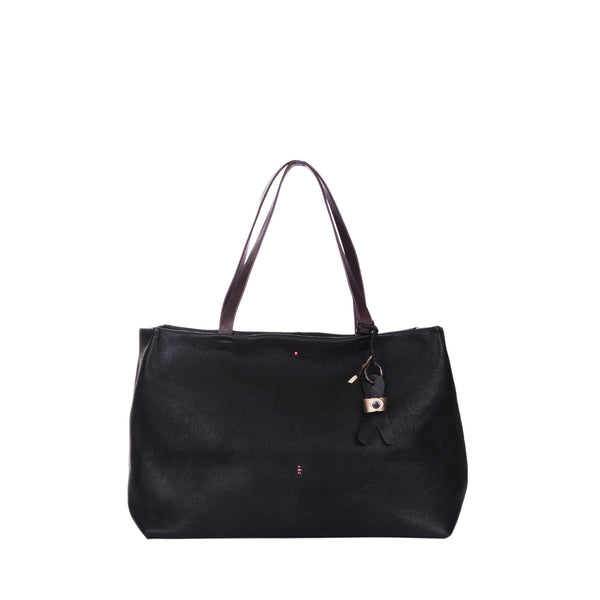 Melodie Zip L Messico Nero