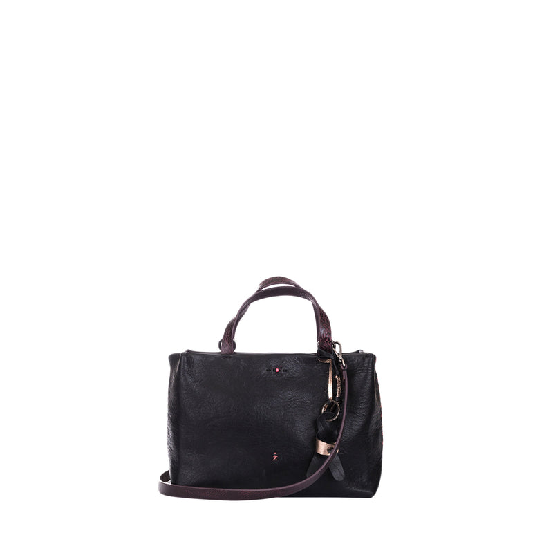 Melodie Zip S Messico Nero