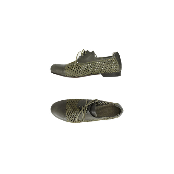 Lace-Up Shoes Messico Laserato Brina