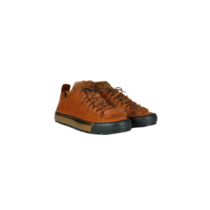 Sneaker Fur Messico Brandy