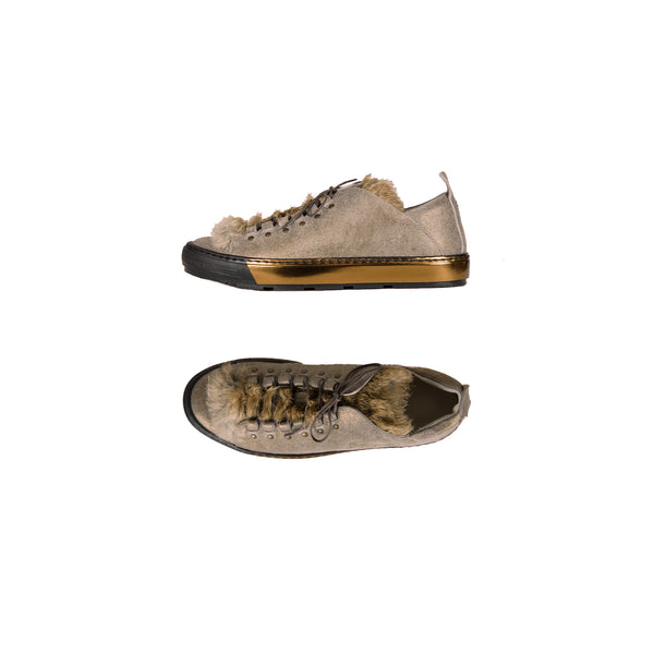 Sneaker Fur Messico Light Bronze