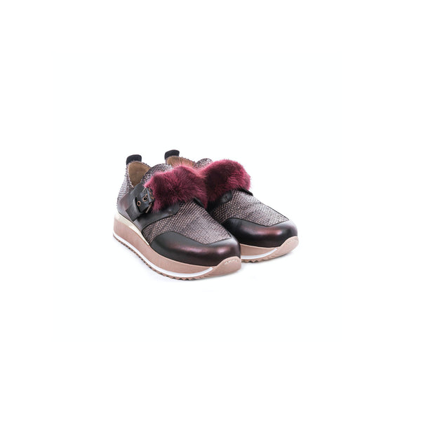 Sneaker Cintura Fur Klipper Metal Sport Mirtillo