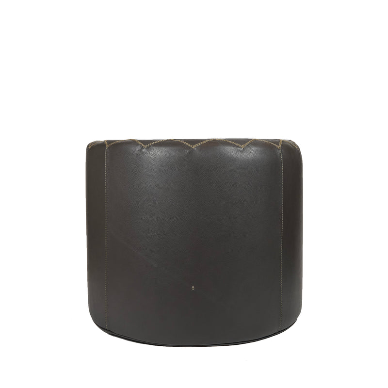 Pouf Dubai S Cervo Brown