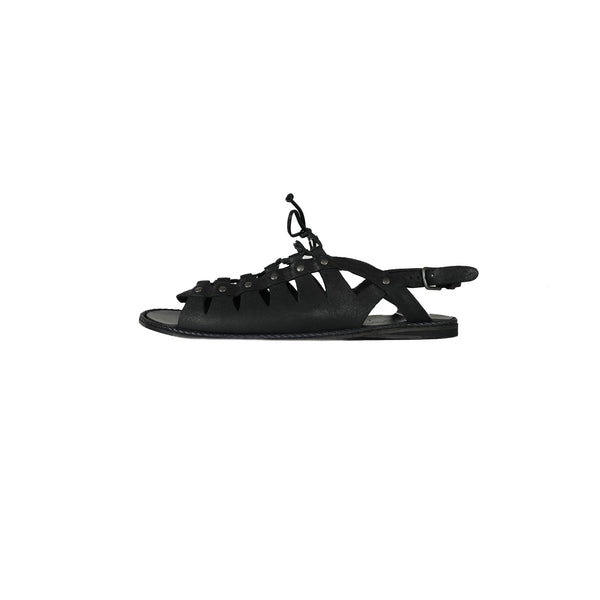 Sandal Ranch Lux Nero