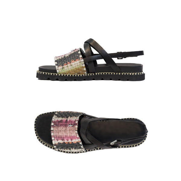 Sandal Intreccio Electric Multicolor