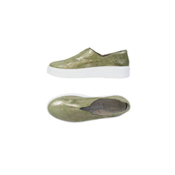 Slip On Metal Wash Lime