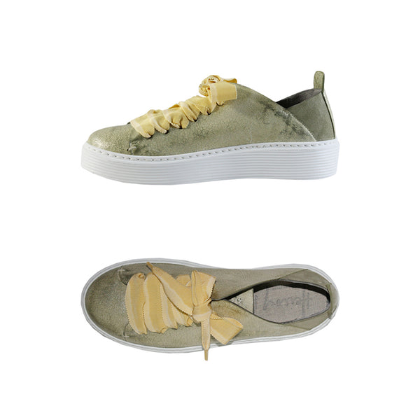 Sneaker Metal Dave Lime