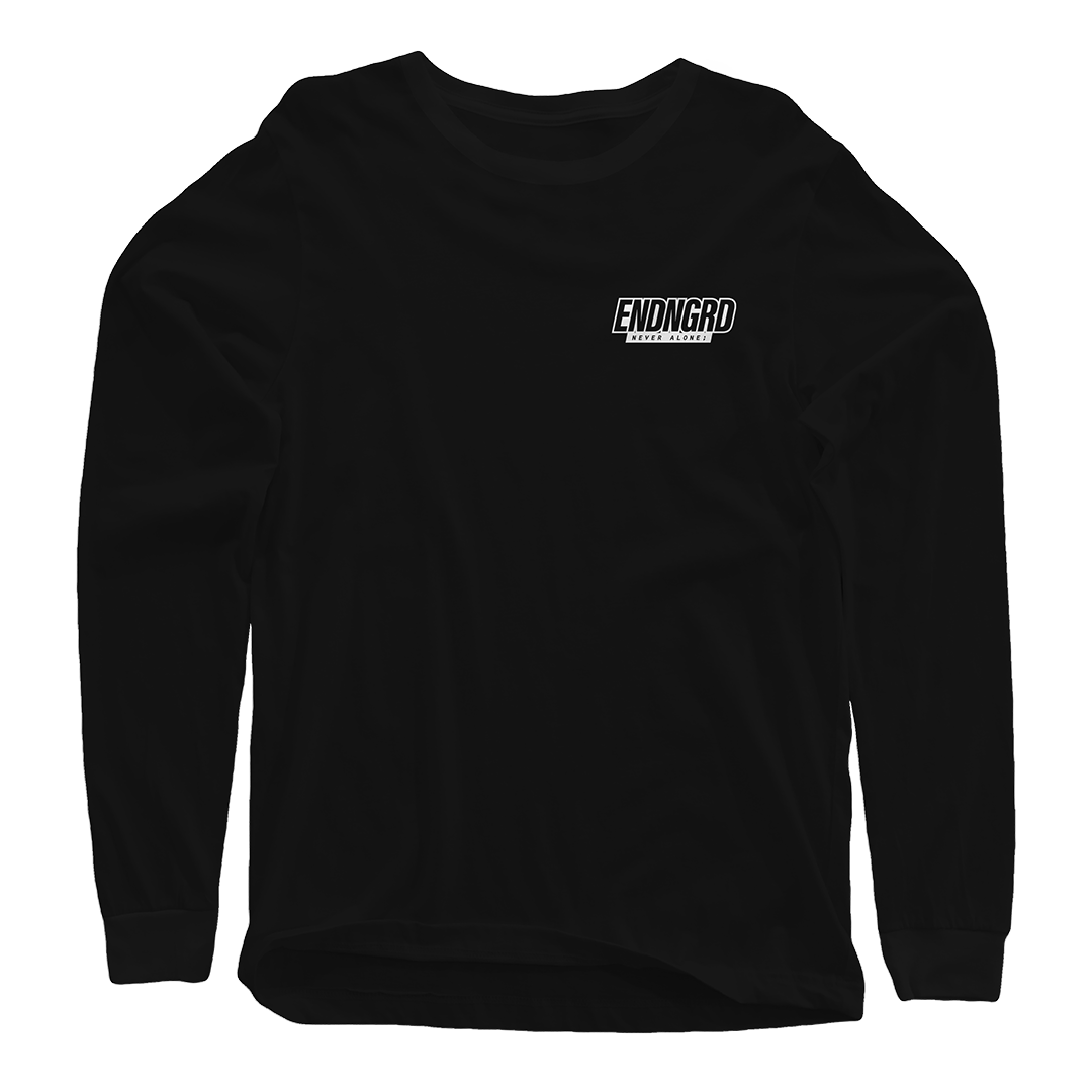 ENDNGRD Round Logo Long Sleeve Shirt