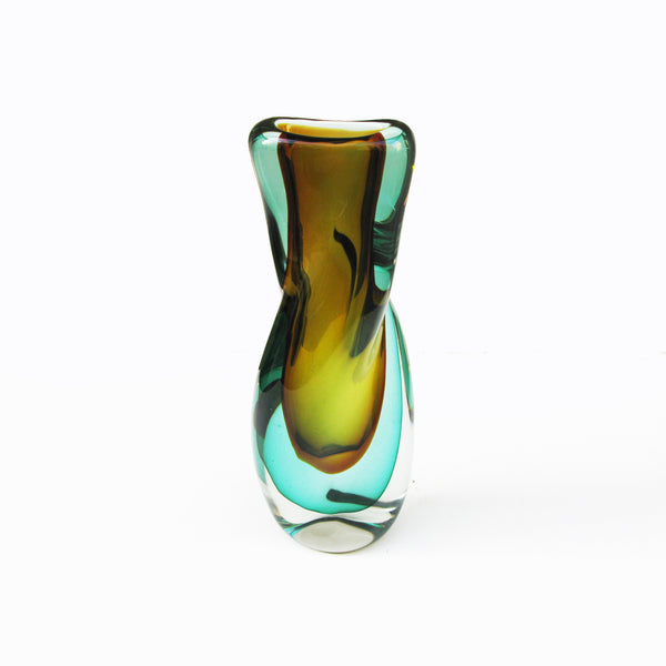 SOMMERSO GLASS VASE