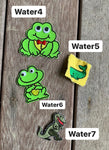 Water Animal Patches