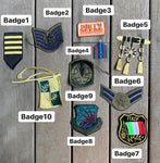Badge/Medal Patches