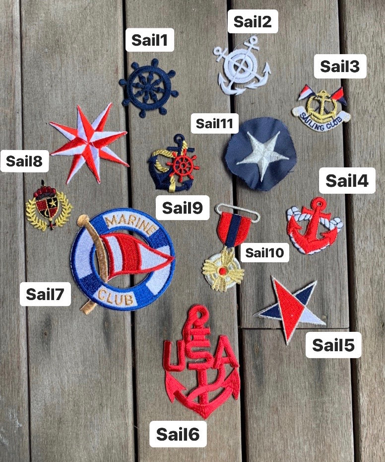 Sailing Patches