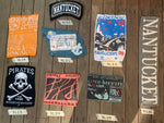 8 vintage Nantucket Patches