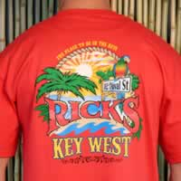 The Place to Be in Key West shirt