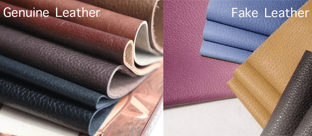 How To Distinguish Genuine Leather From Fake Leather?
