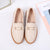 Casual Flat Leather Women's Loafers