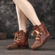 Leather Comfortable Women's Winter Boots | Gift Shoes