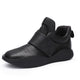 Autumn Winter Leather Soft Retro Sports Boots Women's Shoes
