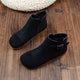Retro Soft Bottom Handmade Velvet Winter Boots| Obiono
