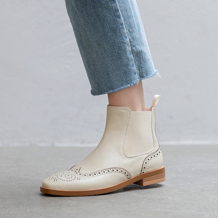 oxford boots, women oxford shoes, beige boots
