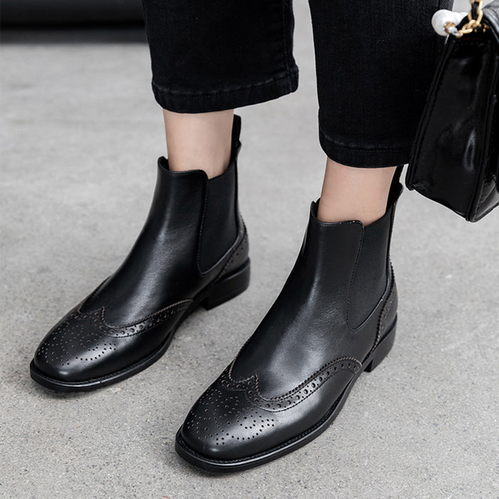 oxford boots, women oxford shoes, black boots