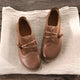 Casual Leather Retro Women's Shoes | Gift Shoes