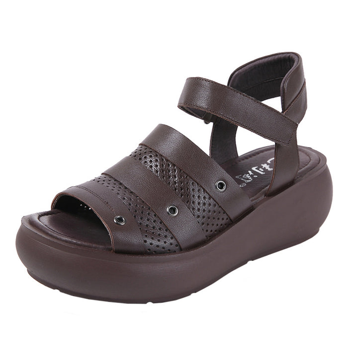 Casula Wedge Summer Sandals