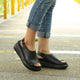 Comfortable Wedge Fish Toe Sandals