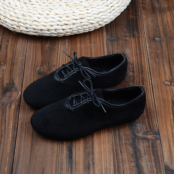 Women Casual Flat Leopard shoes