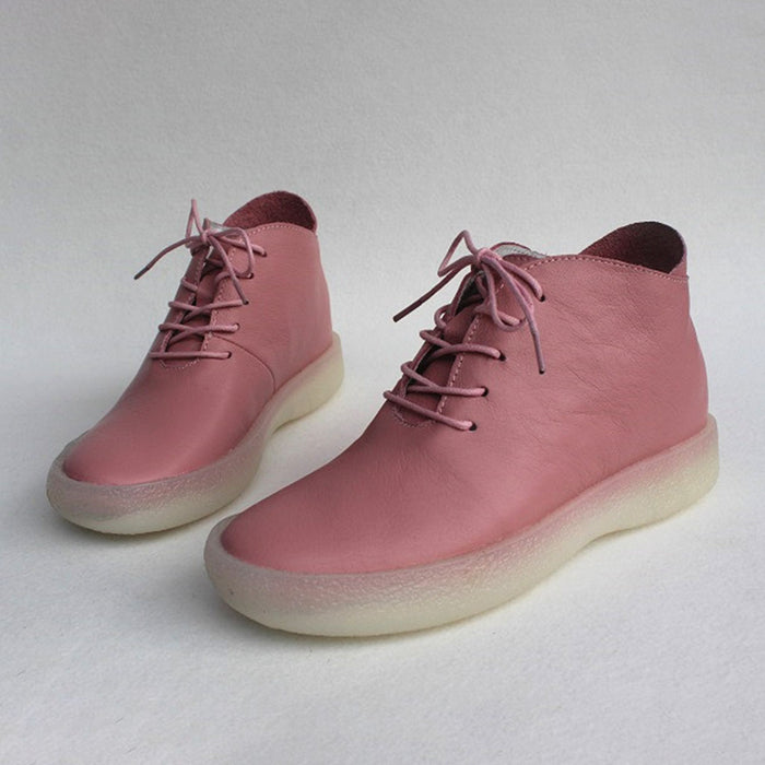 Lace-Up Soft Casual Women Shoes | Gift Shoes