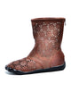 brown boots, women's summer boots
